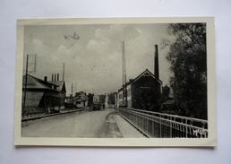 02 -  Cpsm Petit Format ORIGNY-SAINTE-BENOITE - Le Pont De L'Oise - Francia