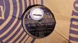 78 T Chanson Jazz Carroll Gibbons - 78 Rpm - Schellackplatten