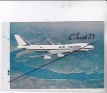 BOEING 747 -AIR FRANCE -Quadrimoteur Géant De 322 Tonnes..... - 1946-....: Moderne