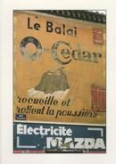 CPM Ancienne Publicité O-Cédar Sur Mur De Maison - Advertising