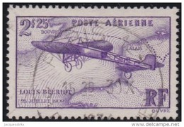 France   .    Yvert      .      Poste Aérienne .   7         .         O   .         Oblitéré - 1927-1959 Oblitérés