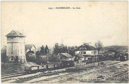 68  -   Dannemarie -   La Gare - Dannemarie