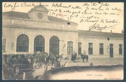 70 GRAY La Gare - Gray