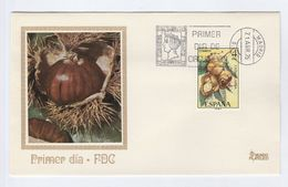 1975 SPAIN FDC Stamps FRUIT Cover - Fruits