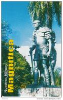 BOLIVIA - Nuflo De Chavez, Cotas Telecard 6 Bs., 11/02, Used - Bolivia