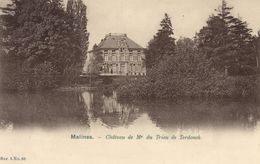 MECHELEN (Malines) - Chateau De Mr. Du Trieu De Terdonck - Malines