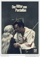Film Für Sie Progress-Filmprogramm 81/67 - Der Ritter Von Pardaillan - Film & TV