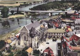 27 - Carte Postale Semi Moderne De  PONT DE L'ARCHE     Vue Aérienne - Pont-de-l'Arche
