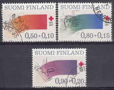 FINLANDIA 1977 Nº 763/65 USADO - Finlandia