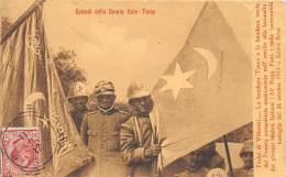 LYBIE - War Italo Turque / Beau Cliché Animé - Libye