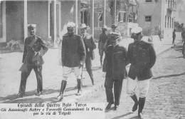 LYBIE - War Italo Turque / Beau Cliché Animé - Libia
