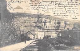25 - REMONOT Près De Monthenoit : L'entrée De La Grotte - CPA - Doubs - Altri Comuni