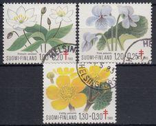 FINLANDIA 1983 Nº 896/98 USADO - Gebraucht