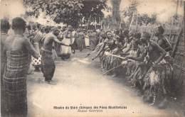 MALAWI / Missions Du Shiré - Danses Guerrières - Léger Défaut - Malawi