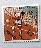 MACAU, Badmington, 1 Valeur * MLH - Badminton