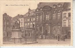 ATH - Grand'Place Et Hôtel De Ville  PRIX FIXE - Ath