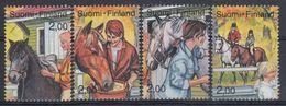 FINLANDIA 1990 Nº 1086/89 USADO - Gebraucht