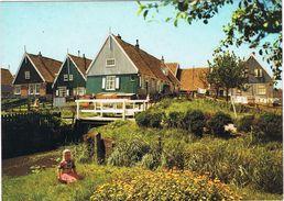 25137. Postal MARKEN (Nord Holland). Vista - Marken
