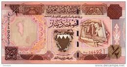 BAHRAIN P. 18b 1/2 D 1998 UNC - Bahrein