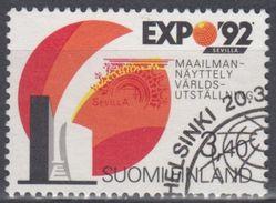 FINLANDIA 1992 Nº 1131 USADO - Gebraucht