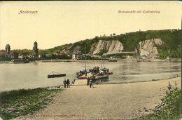 Germany Rhénanie Palatinat ANDERNACH  Rheinansic Ht  Mil Xrahnenberg - Andernach