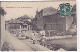 Gerbéviller Sur Les Bords Du Canal - Gerbeviller