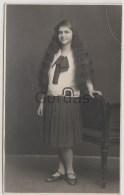 Romania - Girl With Long Hair - Photographs