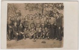 Romania - Buzau - 1932 - Liceul Hasdeu - Clasa 7B - Fotografia