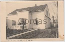 Romania - Botosani - Strada Rondului  - 1934 - Fotografía