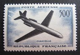 LOT DF/350 - 1957 - POSTE AERIENNE - CARAVELLE - N°36 NEUF** - Cote : 30,00 € - Airmail