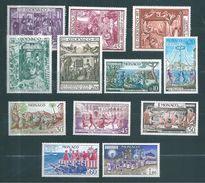 Monaco Timbres  De 1973   N° 934 A 945  Complet  Neufs ** Parfait - Monaco