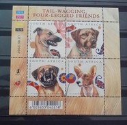 South Africa , 2003, Mi: 1506/09 (MNH) - Dogs