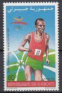 DJIBOUTI 1992 - OLYMPICS BARCELONA 92 - YVERT Nº 693 - MICHEL 567 - SCOTT 697 - Verano 1992: Barcelona