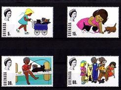 Grenada, 1970, SG 381 - 384, Complete Set Of 4, MNH - Grenada (...-1974)