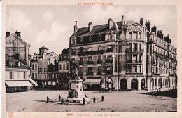 65 - Tarbes (Hautes-Pyrénées) -  Place De Verdun - Tarbes