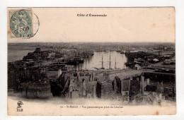 CPA-AP229-SAINT MALO  VUE PANORMAIQUE PRISE DU CLOCHER 1906 - Saint Malo