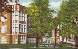 Indiana Gary Froebel High School Curteich - Gary