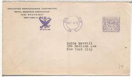 USA NEW YORK 1933 FRANQUEO MECANICO NRA ASOCIACION NACIONAL DEL RIFLE CAZA HUNTING GUN - Animalez De Caza