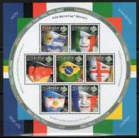 GILBRATAR - 2006 - BLOC N° 73 ** Coupe Du Monde Football 2006 En Allemagne - Gibraltar
