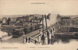 EPERNAY - Le Pont De La Marne - Epernay