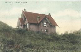 De Panne La Panne - Villa Florian - 1911 - De Panne