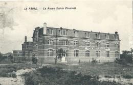 De Panne La Panne - Le Repos Sainte Elisabeth - 1913 - De Panne