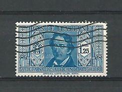 1932 N° 290 CARLO BOTTA  OBLITERE - 1900-44 Vittorio Emanuele III