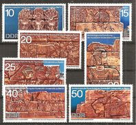 *DDR 1970 // Michel 1584/1590 ** (1913) - Archeologia