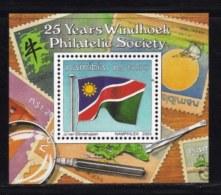 NAMIBIA, 2003, Mint Never Hinged Block Of Stamp(s), Windhoek Philatelic Soc.,  Ms 434, #6934 - Namibië (1990- ...)