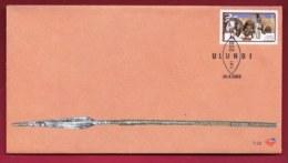 RSA, 2003, Mint F.D.C. Shaka Zulu King, MI Nr. 7-59, F3791 - FDC
