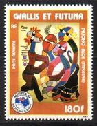 Col 4/ Wallis Et Futuna PA  N° 139  Neuf XX  MNH Cote 5,40 € - Neufs