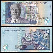 Mauritius 50 RUPEES 2006 P 50d UNC (Ile Maurice, Isla Mauricio) - Maurice