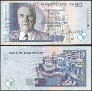 Mauritius 50 RUPEES 2009 P 50e UNC (Ile Maurice, Isla Mauricio) - Maurice