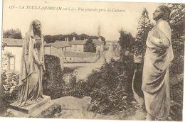 49  -   LA TOUR LANDRY - Vue Générale Prise Du Calvaire  38 - France